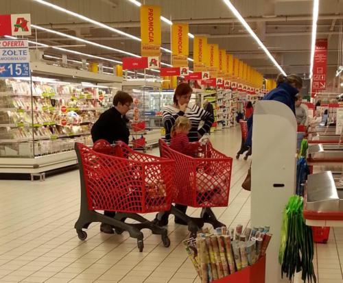 Auchan Supermarket Wałbrzych