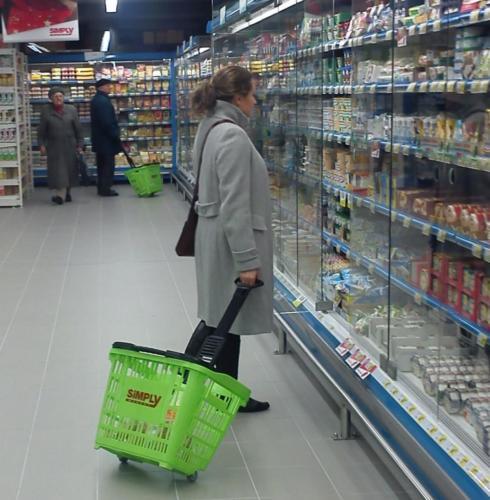 Simply Supermarket Warszawa Pokorna